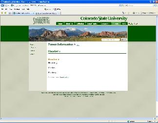 Student Affairs - www.studentaffairs.colostate.edu