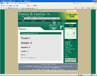 Parents/Families - www.parents.colostate.edu