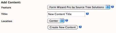 Form Wizard Pro